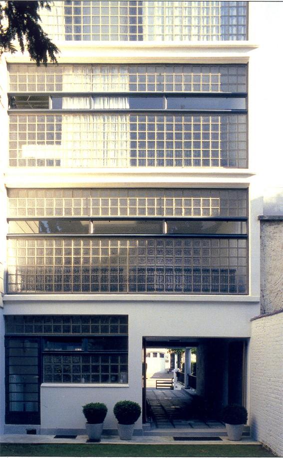 Karbon 39 architecture et urbanisme restauration de la for Restauration facade maison