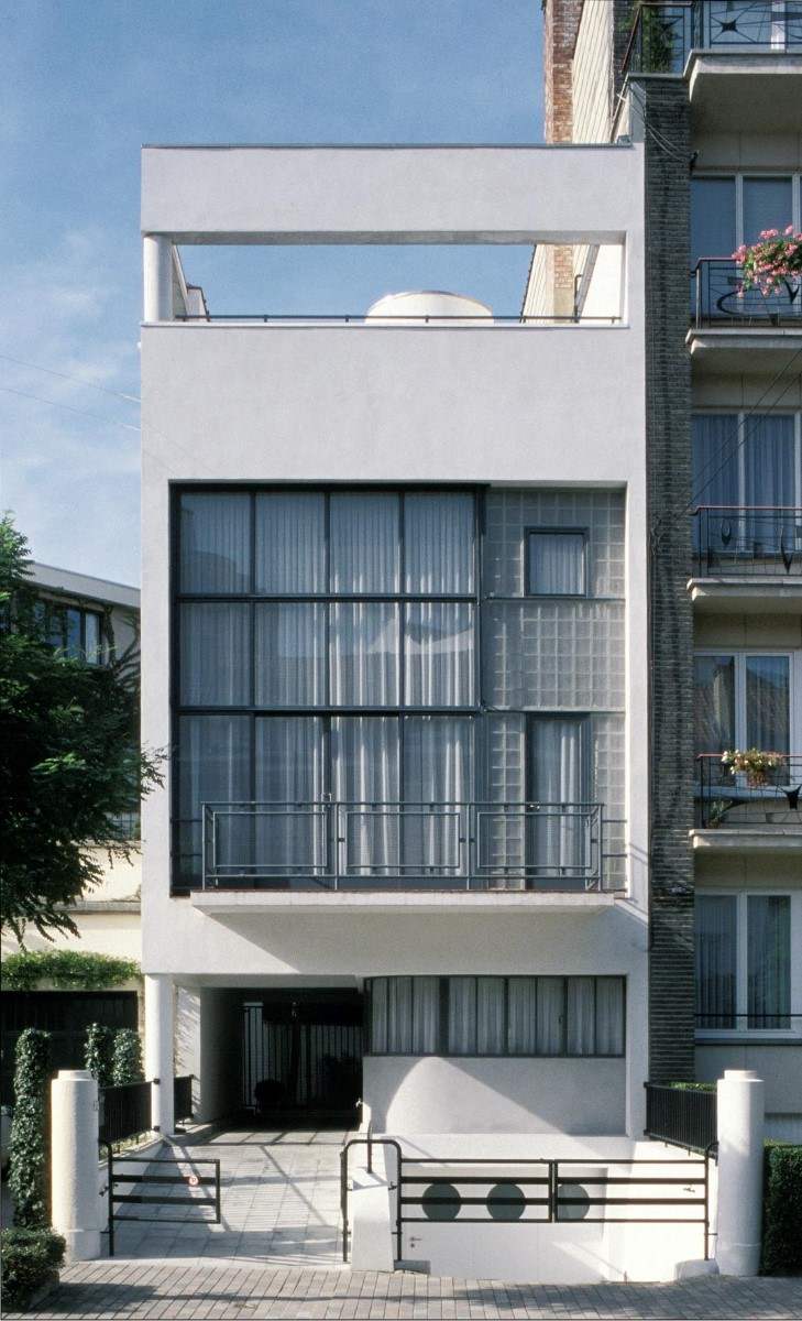 Karbon 39 architecture et urbanisme restauration de la for Transformation facade maison